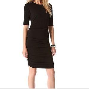 Reduced Alice & Olivia Black Sheath Dress Sz PS